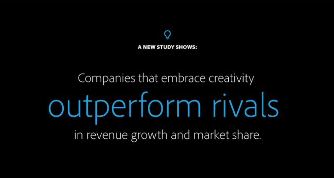 Adobe: Outperforms rivals